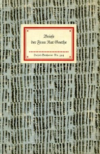 Insel-Bücherei Nr. 544
