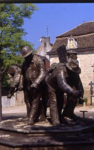 Denkmal für die Weinbauern (Burgund)